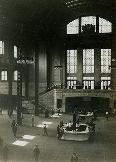 Chicago (Union Station)  1930s