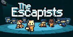 Jogo The Escapists. Clique na foto para conhecer.