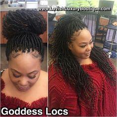 Goddess Locs More