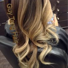 Graduated Ombré on Asian hair by Guy Tang   Yelp