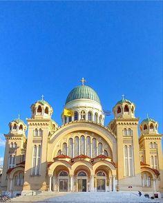 Πάτρας-Greece Taj Mahal, Building, Travel, Viajes, Buildings, Destinations, Traveling, Trips, Construction