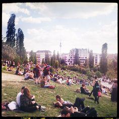 berlin bilder – a piece of hanging out | Pieces of Berlin #mauerpark