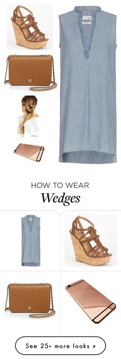 """Untitled #2526"" by twerkinonmaz on Polyvore featuring rag & bone, Delicious, Tory Burch and Johnny Loves Rosie"