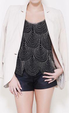 Cute Outfit Idea - Summer Suit