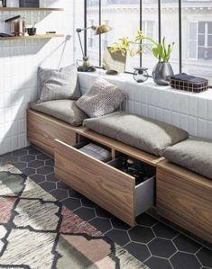 Super Kitchen Window Seat Diy Ideas #kitchen #diy