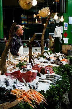 Fish @ Borough Market