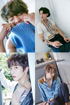 CNBlue unveil B-cuts for '2gether' - Latest K-pop News - K-pop News | Daily K Pop News