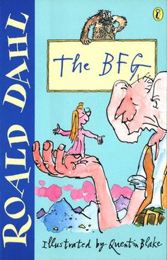 Free Download The BFG by Roald Dahl for free!