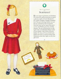 Kit, 1934: American Girls Paper Dolls by Pleasant Company (8 of 14)