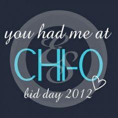 Sorority Style: Chi Omega #custom #Greek #apparel #screenprint #design #BidDay- Artwork | Explosion Greek Wear