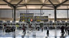 According to the Spanish Airport Authorities (AENA), Malaga's airport in the first three months of this year fell by 1.4 per cent compared to the same period last year, with a  total of 1.94 million passengers.    Last year, 12.5 million passengers used Malaga's airport, which was down 1.9 per cent from 2011.    All over Spain results have fallen