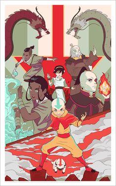 Avatar Aang, Avatar Airbender, Avatar Legend Of Aang, Team Avatar, Legend Of Korra, Avatar Fan Art, Arte Nerd, The Last Avatar, Avatar Series