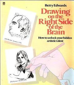 Drawing on the right side of the brain, #edwards, #betty #paperback book,  View more on the LINK: 	http://www.zeppy.io/product/gb/2/301878986921/