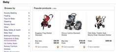 7 Spots to Find Secondhand Baby Gear Online : TreeHugger