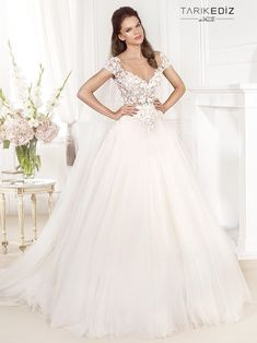 burnt+orange+bridesmaid+dresses | Wedding Dresses | Tarik Ediz White 2014