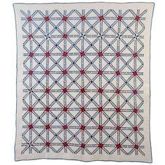 vintage quilt at 1stdibs
