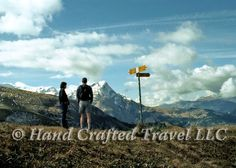 Picture of the Day: Hiking in the Berner Oberland, Switzerland