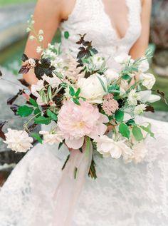 Boho Indian Palace Wedding Inspiration Bridesmaid Bouquet, Wedding Bouquets, Boho Wedding, Floral Wedding, Wedding Pins, Wedding Colors, Spring Wedding Inspiration, Wedding Ideas, Wedding Photos