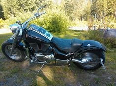 Suzuki Intruder via Facebook