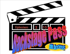 "Free VBS curriculum ""Backstage Pass""  This is my VBS!!!  So cool -- and somebody else pinned it first!"