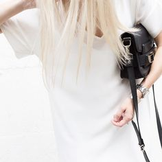 On the light side... ◽️◽️ #minimal #proenzaschouler #ps11 #figtny
