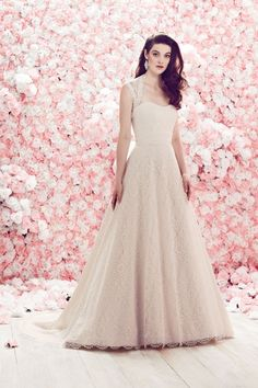 1851 gown from the 2014 Mikaella collection