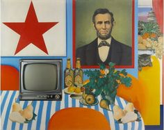 Tom Wesselmann - Still life n°28 (1963) 122 x 151,4 cm