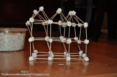 Marshmallow Architect - Go Kid Yourself (fine motor skills practice)