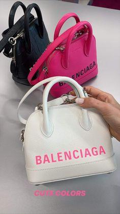 Luxury Purses, Luxury Bags, Cute Handbags, Purses And Handbags, Fashion Handbags, Fashion Bags, Aesthetic Bags, Balenciaga Bag, Cute Purses