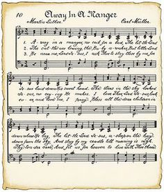 8 best images of old christmas sheet music printables printable vintage christmas sheet music printable vintage christmas music and free printable - Best Christmas Music