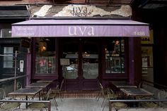 UVA | Upper East Side #food #nyc