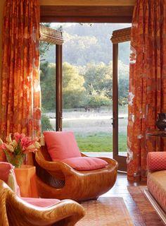 Oh, those chairs! Gorgeous. Jeffers Design Group | Portfolio