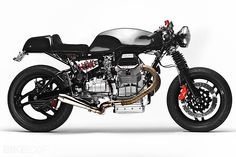 Moto Guzzi V11 Cafe Racer | Moto Guzzi Cafe Racer | Moto Guzzi V1100 Custom | custom Moto Guzzi V110 | Cafe Racer Parts | Cafe Racer Seat