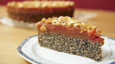 Mohn-RHabarber-Torte | Bildquelle: WDR/Melanie Grande