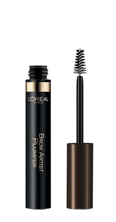 Tame your brows with a brow mascara. It will add a little definition and keep stray hairs in place.