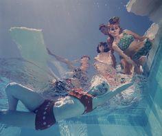 Lawrence Shiller Palms Springs fashion shoot, 1964