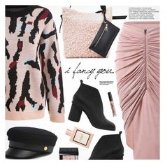 """Street Style"" by pokadoll ❤ liked on Polyvore featuring NYX, Hedi Slimane, Henri Bendel, Gucci and Bobbi Brown Cosmetics"
