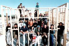 Architecture students, Solarch, 1995
