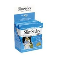 Natural Factors Slimstyles, Vanilla, 7-Count