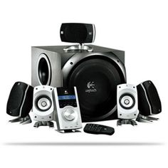 logitech z 5500 thx certified 51 digital surround sound speaker system amazoncom logitech z906 surround sound speakers