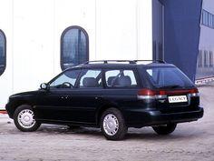 Subaru Legacy LX Wagon