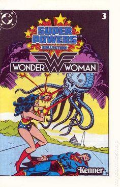 Super Powers Collection Mini Comic #3