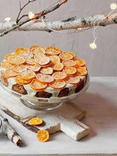 Citrus cake for the