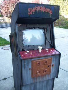 Dead-icated Splatterhouse Arcade Game