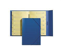 Carpeta Separadores Candy Colours Astral Blue diseñada por MIQUELRIUS.