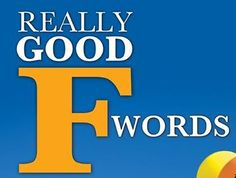 Really Good F Words: Your Interactive Guide to Self-Care Book Tour @lorrief @iReadBookTours - http://roomwithbooks.com/really-good-f-words-book-tour/