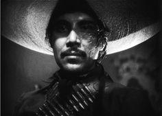 "Emilio ""Indio"" Fernández. FOTO Gabriel Figueroa"