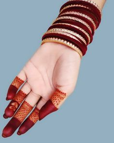 Latest Finger Mehndi Designs, Henna Art Designs, Stylish Mehndi Designs, Mehndi Designs For Beginners, Mehndi Designs For Girls, Mehndi Design Photos, Wedding Mehndi Designs, Mehndi Designs For Fingers, Dulhan Mehndi Designs