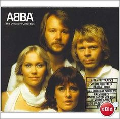 ABBA - ABBA CD album ABBA The Definitive Collection. New He Is Your Brother!