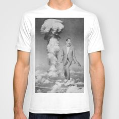 Pee Wee Herman Shirt http://society6.com/Turckart/Pee-Wee-0B2_T-shirt#11=49&4=16